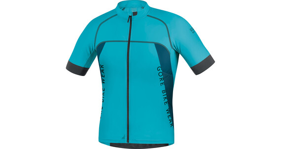 GORE BIKE WEAR Alp-X Pro Jersey Men scuba blue/ink blue